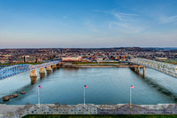 Newport, Kentucky Skyline